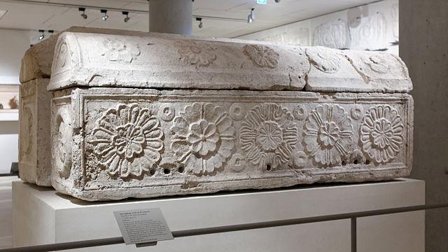 石棺sarcophagus 西欧初期中世美...