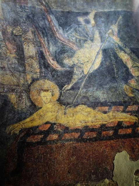 クリュプタ(初期キリスト教建築...