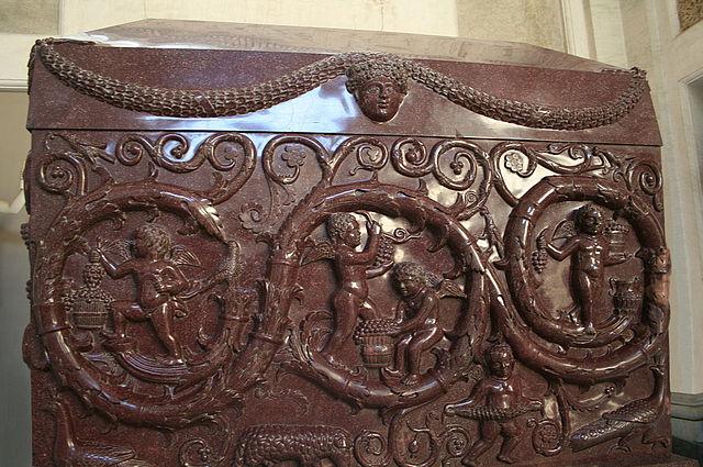 0 Sarcofago di Costantina - Museo Pio-Clementino - Vatican (1).JPG